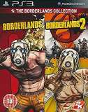 2k Games Borderlands 1 And 2 Collection PS3 Playstation 3 Game
