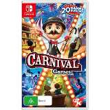 2k Games Carnival Games Nintendo Switch Game