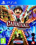 2k Games Carnival Games PS4 Playstation 4 Game