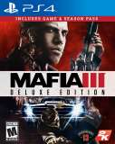 2k Games Mafia III Deluxe Edition PS4 Playstation 4 Game