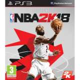 2k Games NBA 2K18 PS3 Playstation 3 Game
