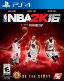 2K Games NBA 2K16 PS4 Playstation 4 Game