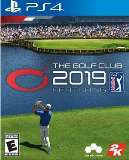 2k Games The Golf Club 2019 Featuring PGA Tour PS4 Playstation 4 Game