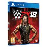 2k Games WWE 2K18 PS4 Playstation 4 Game
