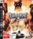 THQ Saints Row 2 PS3 Playstation 3 Game