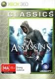 Ubisoft Assassins Creed Xbox 360 Game