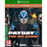 505 Games Payday 2 The Big Score Xbox One Game