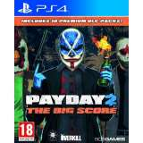 505 Games Payday 2 The Big Score PS4 Playstation 4 Game