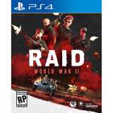 505 Games Raid World War II PS4 Playstation 4 Game