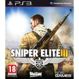505 Games Sniper Elite III PS3 Playstation 3 Game