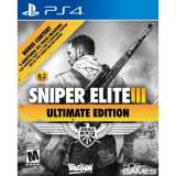 505 Games Sniper Elite III Ultimate Edition PS4 Playstation 4 Game