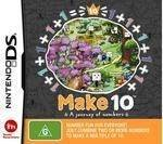 Nintendo Make 10 A Journey Of Numbers Nintendo DS Game