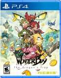 ARC System Works Wonder Boy The Dragons Trap PS4 Playstation 4 Game