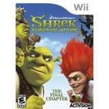 Activision Shrek Forever After Nintendo Wii Game