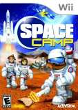 Activision Space Camp Nintendo WII Game