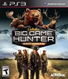 Activision Cabelas Big Game Hunter Pro Hunts PS3 Playstation 3 Game