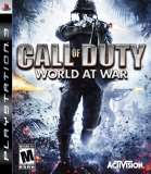 Activision Call Of Duty 5 World At War PS3 Playstation 3 Game