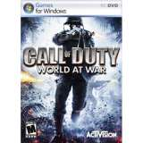 Activision Call Of Duty 5 World At War Game PC
