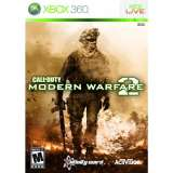 Activision Call Of Duty 6 Modern Warfare 2 Xbox 360 Game
