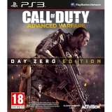 Activision Call Of Duty Advanced Warfare Day Zero Edition PS3 Playstation 3 Game