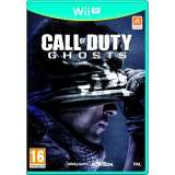 Activision Call Of Duty Ghosts Nintendo Wii U Game