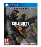 Activision Call of Duty Black Ops 4 Pro Edition PS4 Playstation 4 Game