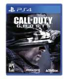Activision Call of Duty COD Ghosts US Version PS4 Playstation 4 Game