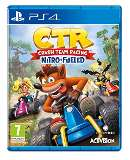 Activision Crash Team Racing Nitro Fueled PS4 Playstation 4 Game