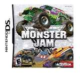 Activision Monster Jam Nintendo DS Game