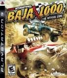 Activision Score International Baja 1000 PS3 Playstation 3 Game