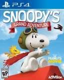 Activision The Peanuts Movie: Snoopy's Grand Adventure PS4 Playstation 4 Game
