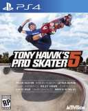 Activision Tony Hawk's Pro Skater 5 PS4 Playstation 4 Game