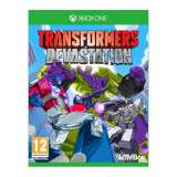 Activision Transformers Devastation Xbox One Game