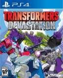 Activision Transformers Devastation PS4 Playstation 4 Game