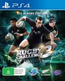 Tru Blu Entertainment  All Blacks Rugby Challenge 3 PS4 Playstation 4 Game