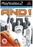 Ubisoft And 1 Streetball PS2 Playstation 2 Game