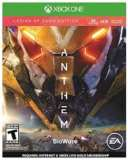 Electronic Arts Anthem Legion Of Dawn Edition Xbox One Game