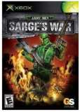 Global Star Army Men Sarges War Xbox Game