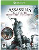 Ubisoft Assassins Creed 3 Remastered Xbox One Game