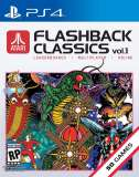 Atari Flashbacks Volume 1 PS4 Playstation 4 Game