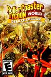 Atari RollerCoaster Tycoon World Deluxe Edition PC Game