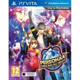 Atlus Persona 4 Dancing All Night PS Vita Game