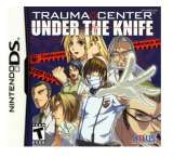 Atlus Trauma Center Under the Knife Nintendo DS Game