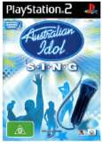 Black Bean Australian Idol Sing PS2 Playstation 2 Game