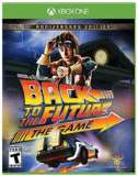 Telltale Games Back To The Future the Game 30th Anniversary Edition Xbox One Game