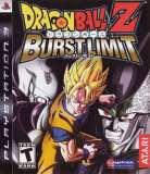 Bandai DragonBall Z Burst Limit PS3 Playstation 3 Game
