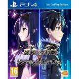 Bandai Namco Accel World Vs Sword Art Online PS4 Playstation 4 Game