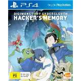 Bandai Namco Digimon Story Cyber Sleuth Hackers Memory PS4 Playstation 4 Game