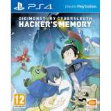 Bandai Namco Digimon Story Cybersleuth Hackers Memory PS4 Playstation 4 Game