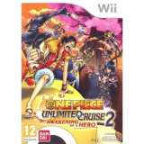 Bandai Namco One Piece Unlimited Cruise Part 2 Nintendo Wii Game